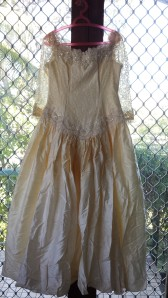 Wedding Dress the 1st