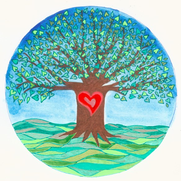 Heart Chakra image from Juicy*S